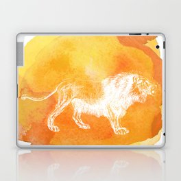 Color Spot Safari Lion Laptop & iPad Skin
