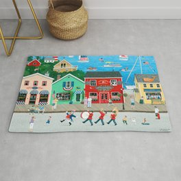 A Star Spangled Day Rug