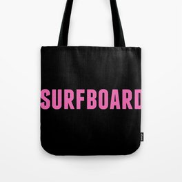 Surfboard Yeonce Tote Bag