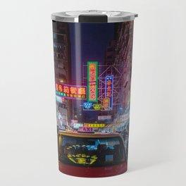 Hong Kong Taxi Travel Mug
