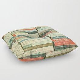 Bookworm Floor Pillow