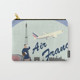 Air France Carry-All Pouch