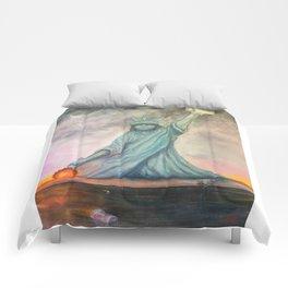 BROKEN Comforters