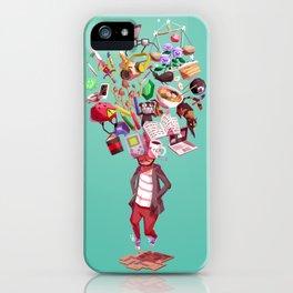 Inner World iPhone Case