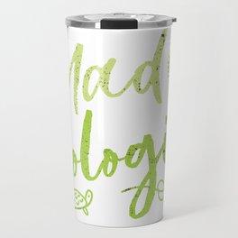 Biologist Travel Mug