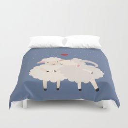 Sheep Series [SS 01] Duvet Cover