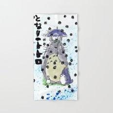 Totoro Hand & Bath Towel