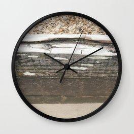 Breakwater Wall Clock