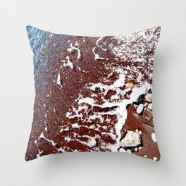Beach (5) Throw Pillow