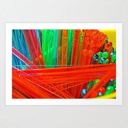 BOOM V Art Print
