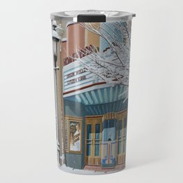 Theater Art Travel Mug