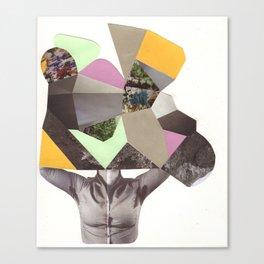 sudorosa Canvas Print