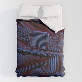 Dark Illusion Comforters