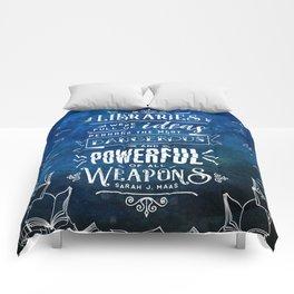 Libraries Comforters