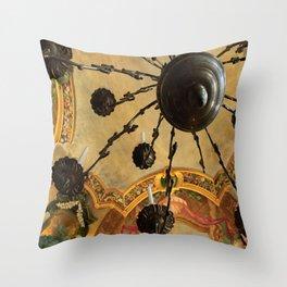 Charlottenburg Schloß-Berlin Throw Pillow