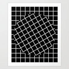 What Goes Around Comes Around 02 Art Print