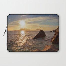 Seychelles Panorama Laptop Sleeve