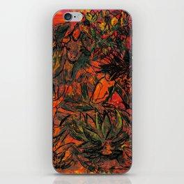In the djungle iPhone Skin