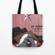 COME CLOSER Tote Bag