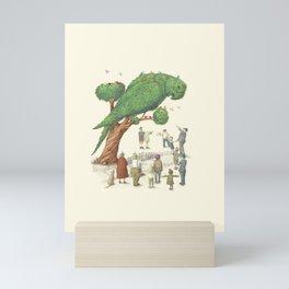 The Parrot Tree Mini Art Print