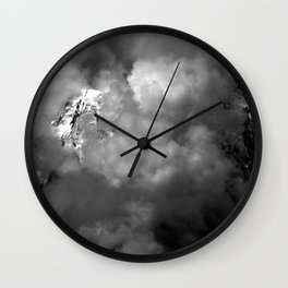 Andes. Wall Clock