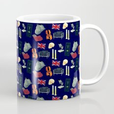 221B Baker Street version 2 Mug