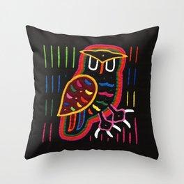 Buho - Mola Night Owl Throw Pillow