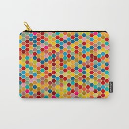 Happy bee! Carry-All Pouch