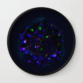 Black Opal Wall Clock