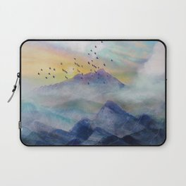 Mountain Sunrise Laptop Sleeve