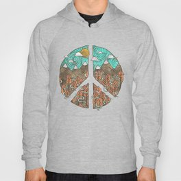 Peaceful Landscape Hoody