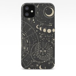 Magic patterns iPhone Case