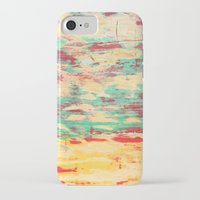 wooden iPhone & iPod Cases featuring Wooden Pattern by Patterns and Textures