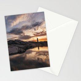 Reflecting Light Stationery Cards