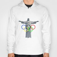 rio Hoodies featuring RIO OLYMPICS by burga