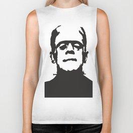 Frankenstein Biker Tank