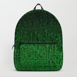 Reboot II GREEN Backpack
