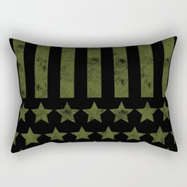 Army of one Rectangular Pillow