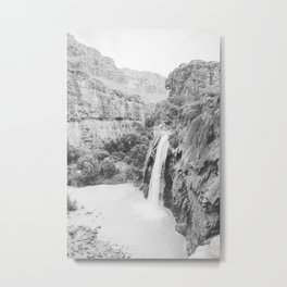 HAVASU FALLS / Grand Canyon, Arizona Metal Print