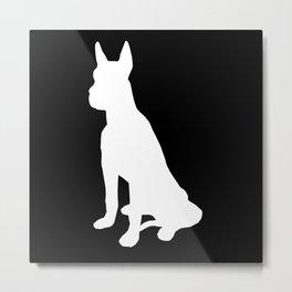 UNDERBALANCE logo  Metal Print