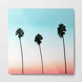 Sunset Boulevard #society6 #decor #buyart Metal Print