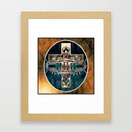 Blessings by Loz Framed Art Print