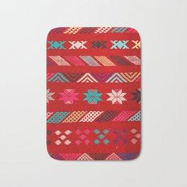 Red Flying Carpet Bath Mat