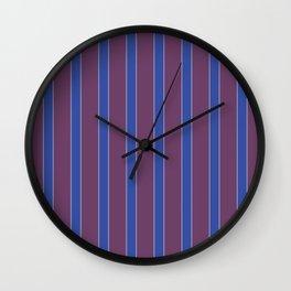 Joseph Joestar Pattern Wall Clock