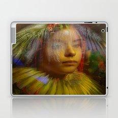 Wait your smile Laptop & iPad Skin