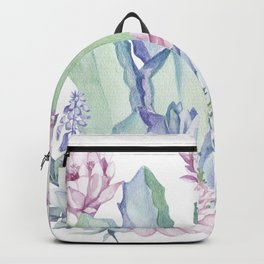 Desert Love Cactus + Succulents Backpack