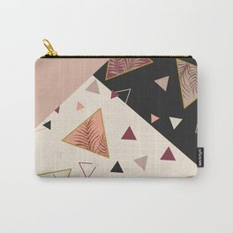 Triangles&Palms #society6 #decor #buyart Carry-All Pouch