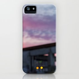 Truss iPhone Case