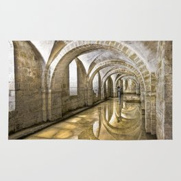Winchester Cathedral Crypt Rug