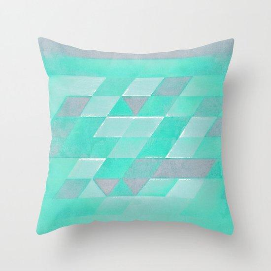 frynt Throw Pillow